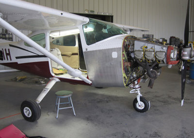 Cessna 182 Repair